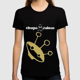 CHUPACABRAS - Gold & Black Edition T-shirt
