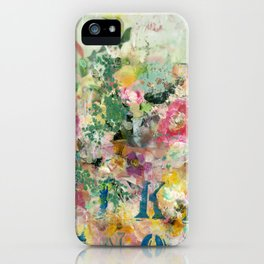 Bright Blossoms iPhone Case