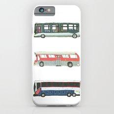 Buses iPhone 6s Slim Case