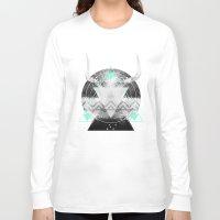 tame impala Long Sleeve T-shirts featuring Galaxy Impala by Kangarui by Rui Stalph
