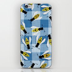 Blueberry Jam iPhone & iPod Skin