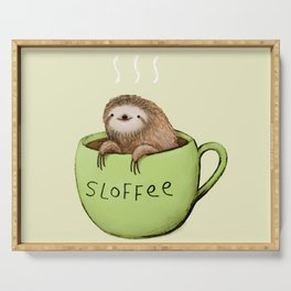 Sloffee Serving Tray