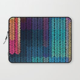 "Abstract No.15 ""Rug on the Wall"" Laptop Sleeve"