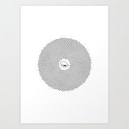 eye of Dionysus Art Print