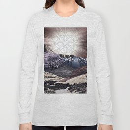 CREATURE OF THE UNIVERSE Long Sleeve T-shirt