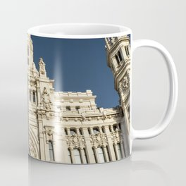 Building With LGBT Pride Flag Coffee Mug