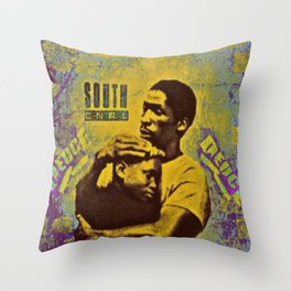 Life Lessons In South Central Throw Pillow