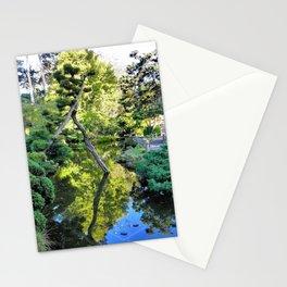 Japanese Tea Garden Lake Stationery Cards