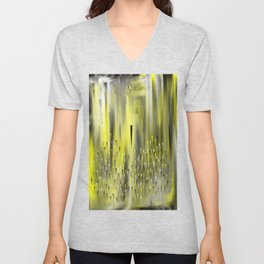 The Dictator - Abstract Unisex V-Neck