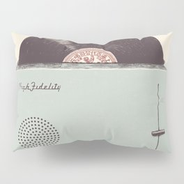 High Fidelity Toaster Pillow Sham