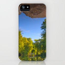 Jean-Drapeau Pond iPhone Case