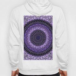 Purple Tapestry Mandala Hoody