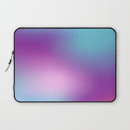 ABSTRACT GRADIENT BLURRY COLORFUL Laptop Sleeve