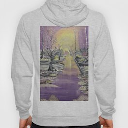 Warm winter beauty Hoody