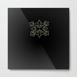 Emblem II Metal Print