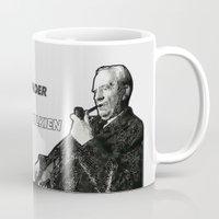tolkien Mugs featuring Tolkien - Wander by Illyrio_Mopatis