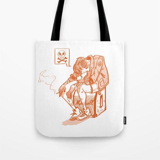 Chico Sad Tote Bag