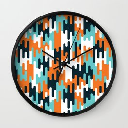 Flow 2 Wall Clock