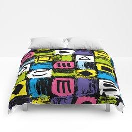 Fashion Patterns Shell-Shocked Comforters