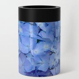 Blue hydrangea Can Cooler