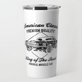 american clasic Travel Mug