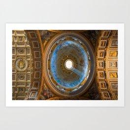 St. Peter's Art Print