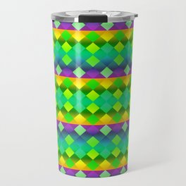 Diamonds Travel Mug