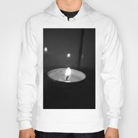 the lights Hoodies featuring Lights by Efua Boakye