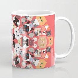 Catleidoscope Coffee Mug