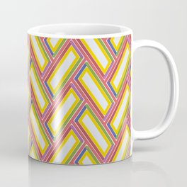 PINBALL channels and bright lights create retro vibe Coffee Mug