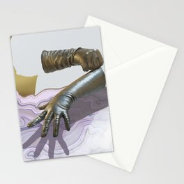 Gloves & Geodes Stationery Cards