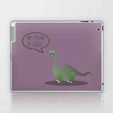 Dinophobia Laptop & iPad Skin