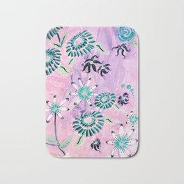 Pink Rhapsody Bath Mat