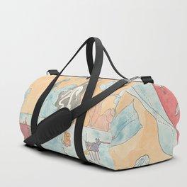 The Mountain Duffle Bag