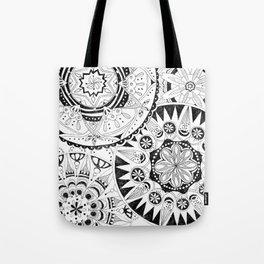 Mandala Series 02 Tote Bag