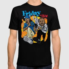 Friday the 13th 2X-LARGE Mens Fitted Tee Black