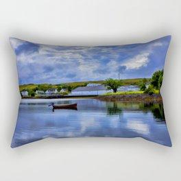 Loch Harport Isle of Skye Rectangular Pillow