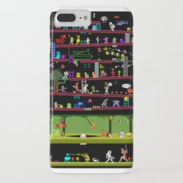 50 Classic Video Games iPhone Case