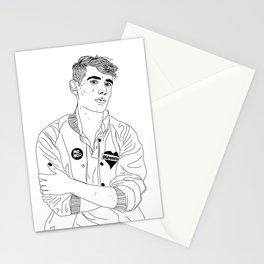 Álex Anwandter Stationery Cards