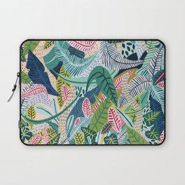 Jungle Pattern Laptop Sleeve