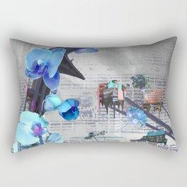 Urban growth Rectangular Pillow