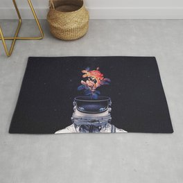 Light from the Void Rug