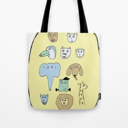 Picture Day Tote Bag