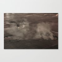 inner demons Canvas Prints featuring Inner Demons by Mark Giarrusso