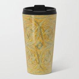 Snowflake Travel Mug
