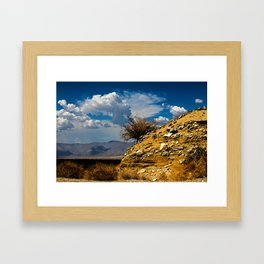 The Hilltop Framed Art Print