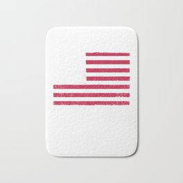 I Stand for the Pledge of Allegiance Bath Mat