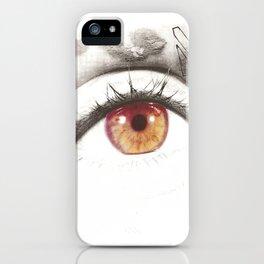 M Eye iPhone Case