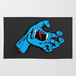 Screaming Hand (1985) Rug