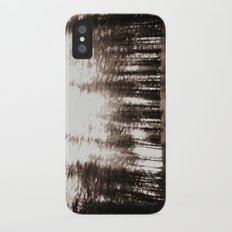 spinning forest Slim Case iPhone X